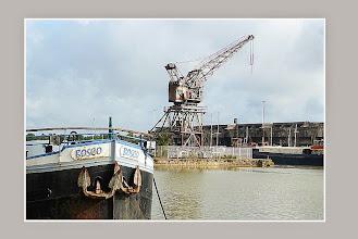 Photo: Bassin à flot