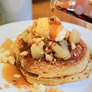 Kokako Buckwheat & Ricotta Pancakes