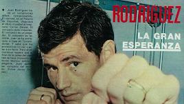 Juanito Rodríguez en noviembre de 1977 en AS COLOR.