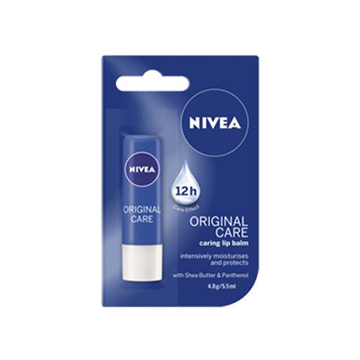Labial Nivea Lip Care Original