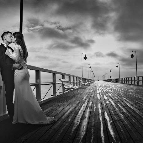 Wedding photographer Rafal Blazejowski (blazejowski). Photo of 06.01.2016