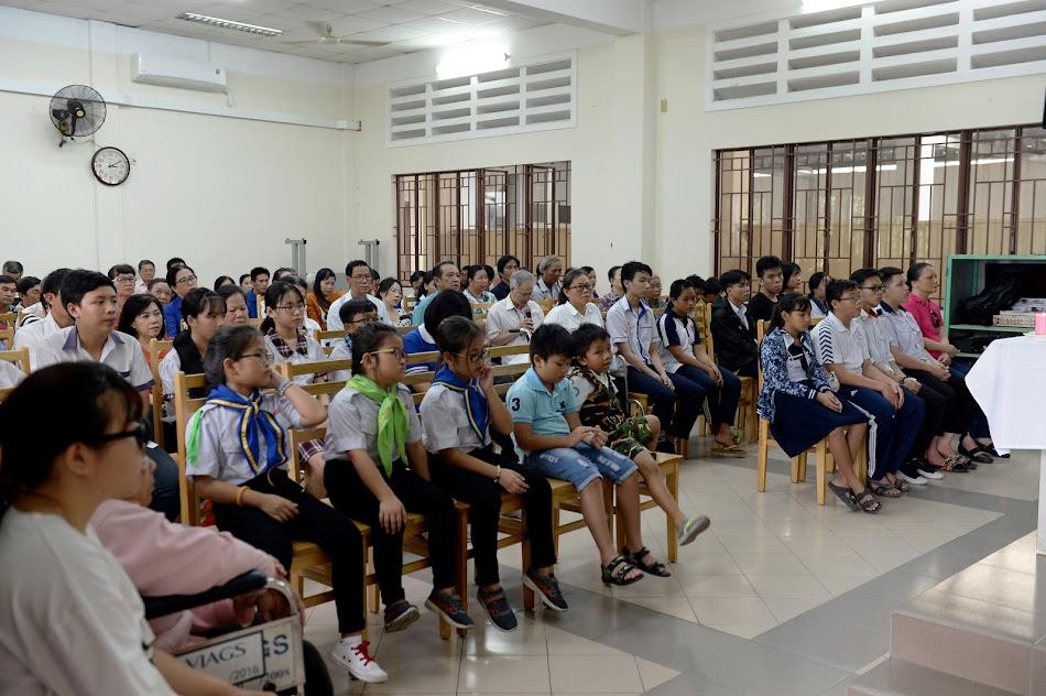 Huynh đoàn Kitô Vua: Lễ Trao học bổng năm học 2019 - 2020