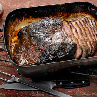 Brisket in Sweet-and-Sour Sauce
