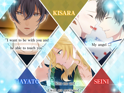 Love Ice Rink | Otome Dating Sim Otome game - screenshot