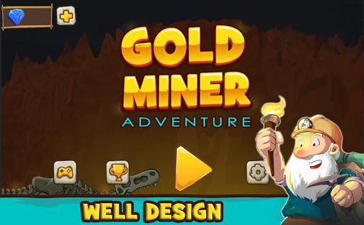 黃金礦工拉什冒險傳奇