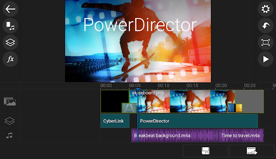 PowerDirector Video Editor App Screenshot 9