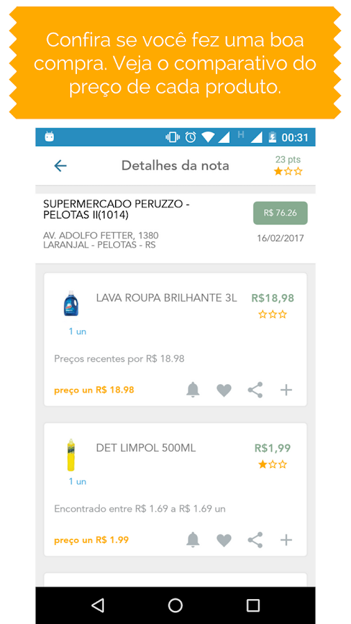 Economiza Club- screenshot