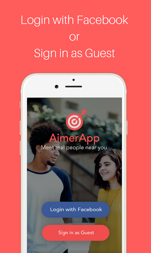 AimerApp screenshot 1