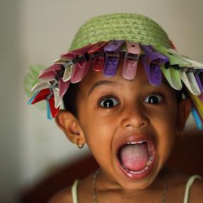by Sandip Ray - Babies & Children Children Candids
