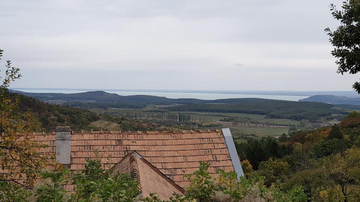 Zádor vártól 200 méterre jó a kilátás