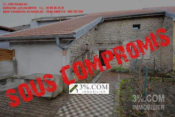 maison à Crézilles (54)