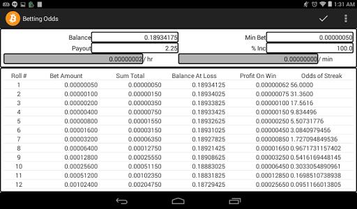 玩免費工具APP|下載Betting Odds (賭けのオッズ) app不用錢|硬是要APP