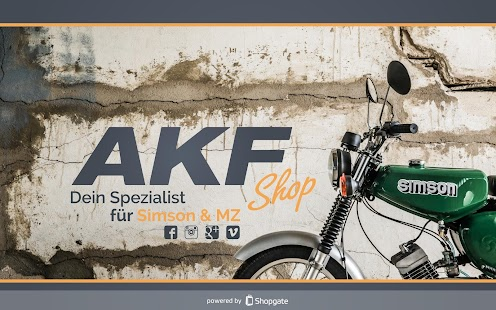 AKF Shop- screenshot thumbnail