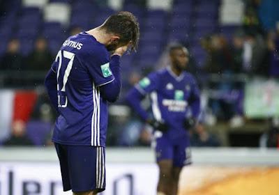 """Peter Zulj, ongelukkig en ontgoocheld : """"Ik had moeten scoren"""""""