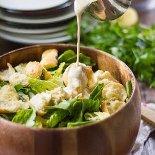 Classic Vegan Caesar Salad
