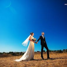 Wedding photographer Andrey Trubicyn (fotoweding). Photo of 18.11.2014