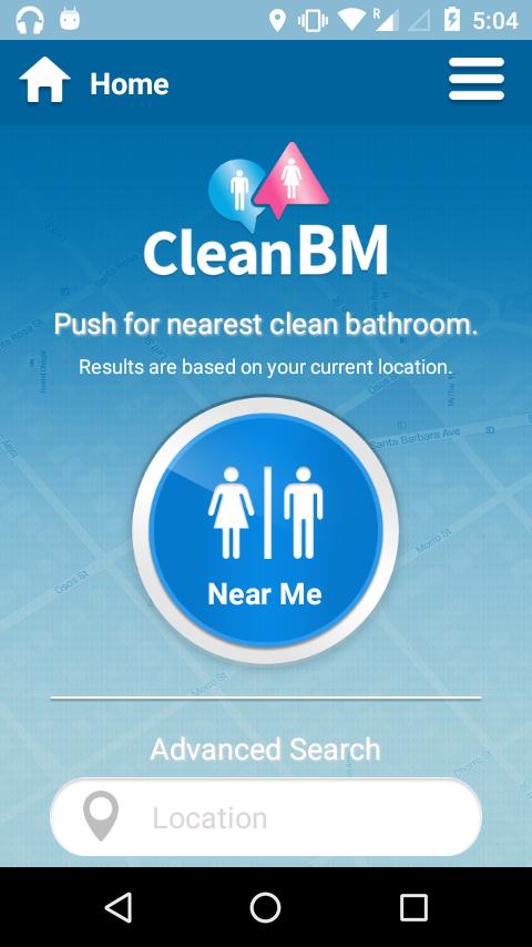 CleanBM screenshot #1