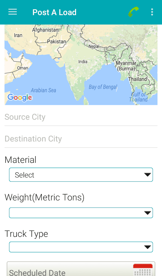 Freight India- screenshot
