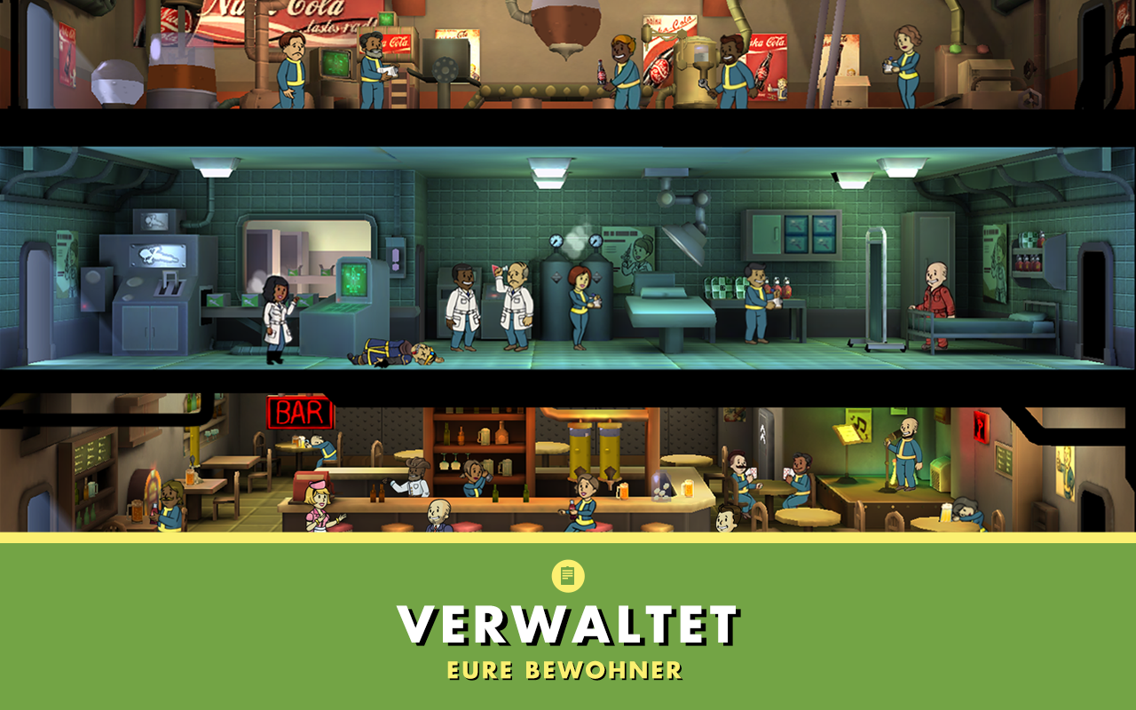 Fallout shelter play 3 - a2a