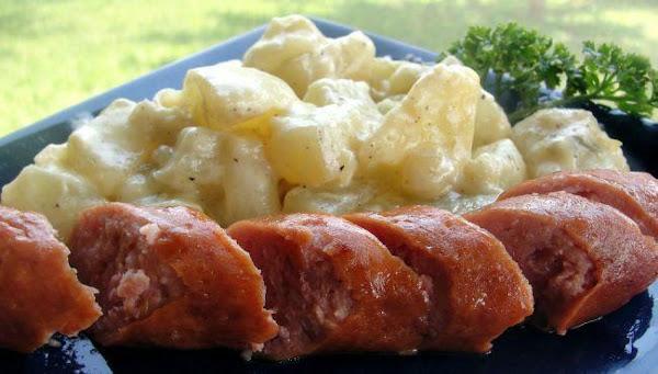 Papet Vaudois/ Vaud Sausages Recipe