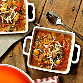 Hamburger Bean Soup Crock Pot Recipes