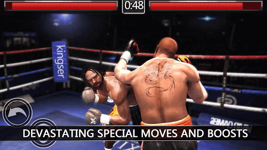 Box-Champion Real Punch Faust Screenshot