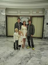 Photo: Washington cousins