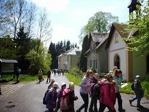 Photo: Dolní Světlá, kaplička.