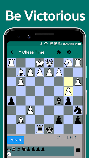 Chess Time - Multiplayer Chess 3.4.2.89 screenshots 2