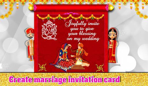 Indian Wedding Part1 - Love Marriage Beauty Salon android2mod screenshots 16
