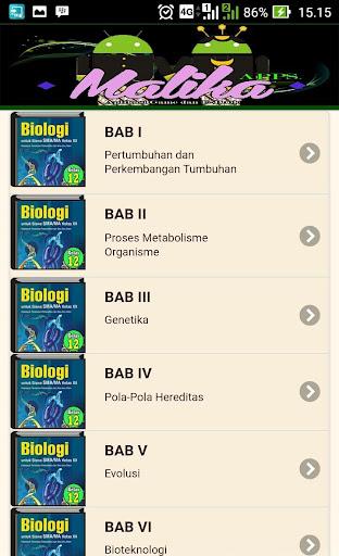 Sma xii ebook biologi download kelas