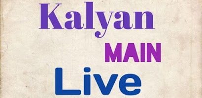 Kalyan Main Live - Android app on AppBrain