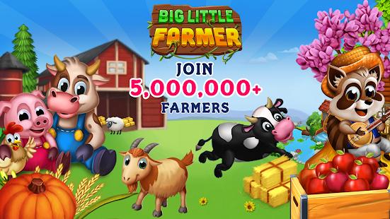 Game Big Little Farmer Offline Farm APK for Windows Phone