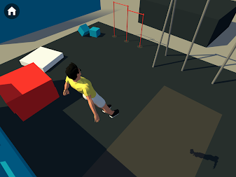 Parkour Flight APK screenshot thumbnail 12