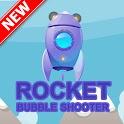 Rocket Bubble Shooter icon