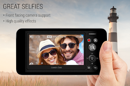 Lumio Cam Premium - The Real HD Camera v1.1.6