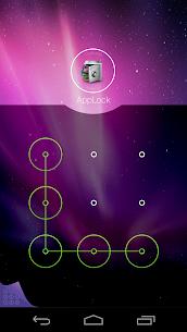 AppLock Theme Aurora 1.1 Latest MOD APK 2