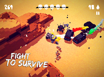 Fury Roads Survivor- screenshot thumbnail