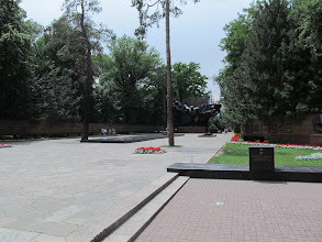 Photo: war memorial