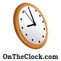 OnTheClock Employee Time Clock icon