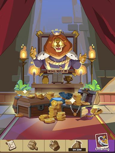 Kingdomtopia: The Idle King apkmr screenshots 10