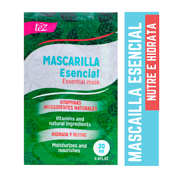 Mascarilla Tez Esencial