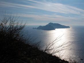 Photo: Capri dal Vuallariello