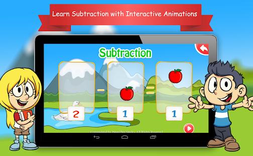 Belajar Berhitung screenshot