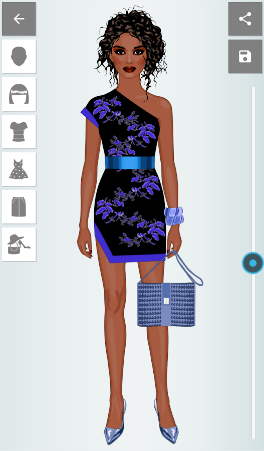 Recolor Fashion Dress Up Pro Android Apps On Google Play