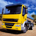 Wallpapers Truck DAF LF icon