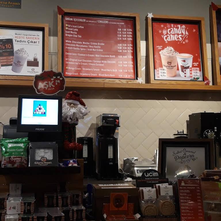 Gloria Jean's Coffees Eker Meydan - Nilüfer Eker Meydan AVM
