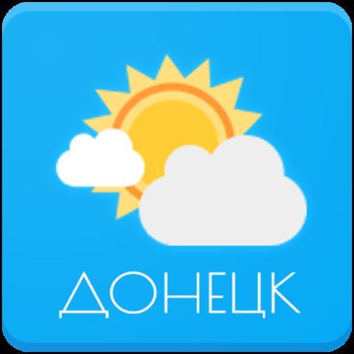 Погода. Донецк