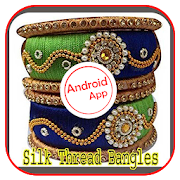 App 300 Silk Thread Bangles Ideas APK for Windows Phone