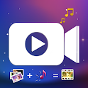 Photo Snaps Video Maker with Music Editor 2019 icon